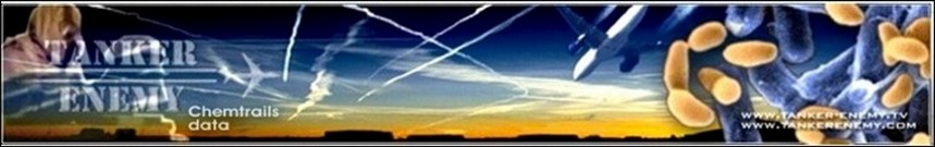Tanker Enemy (Chemtrails data)